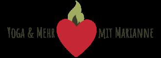 Flamingheart-yoga Logo